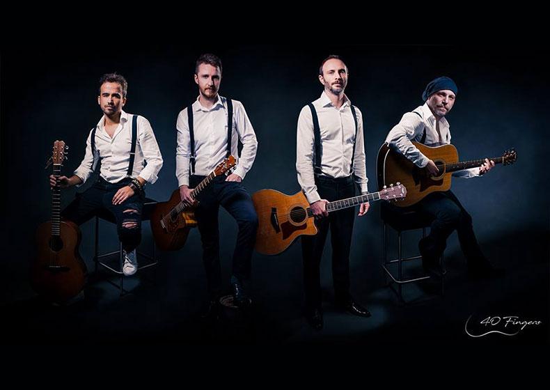 40 Fingers Guitar Quartet