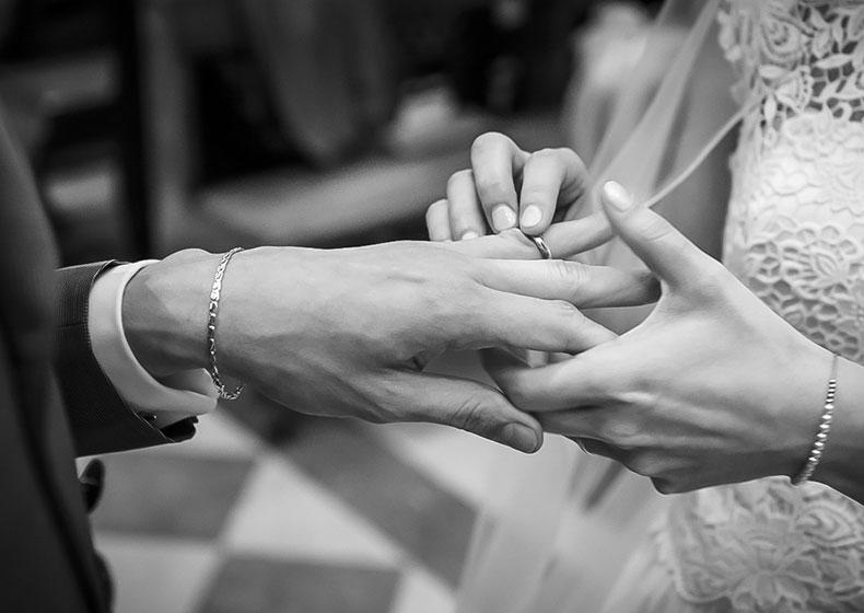 L'amore promesso. A Vazzola i coniugi s'incontrano