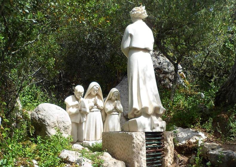 Fatima, Portogallo: l'Angelo della Pace