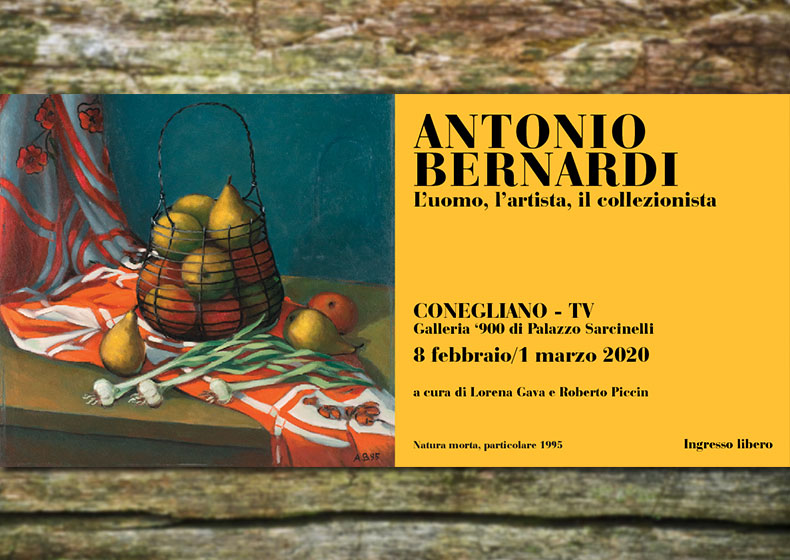 Antonio Bernardi. L'uomo, l'artista, il collezionista