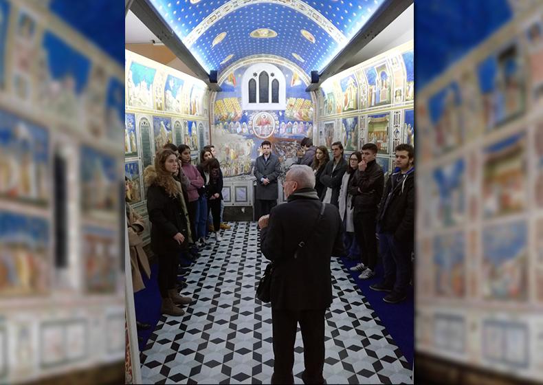 """Oltre 9.000 visitatori alla mostra """"A tu per tu con Giotto"""" di Palazzo Sarcinelli"""