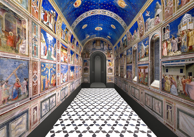 Image result for cappella degli scrovegni