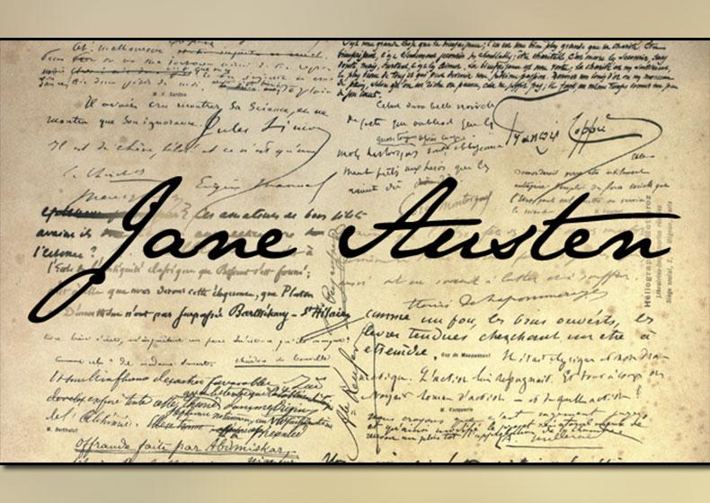 L'icona Jane Austen