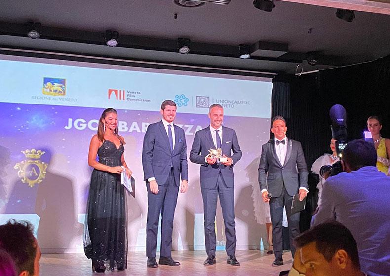 Jgor Barbazza vince il Premio Cinema Leone di Vetro 2020