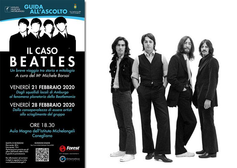 Il caso Beatles. Un breve viaggio tra storia e mitologia
