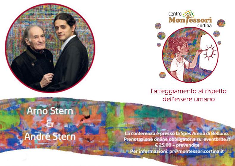 Arno e André Stern, l'atteggiamento al rispetto dell'essere umano