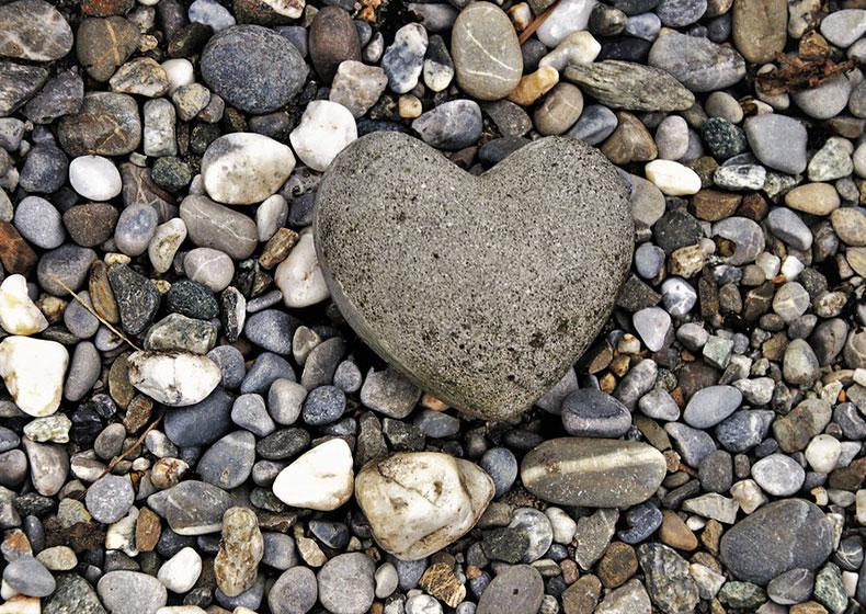 Cambia il mio cuore di pietra!