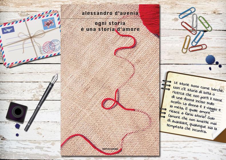 891159c84df169 QualBuonVento - Alessandro D'Avenia racconta l'amore: «ogni storia è ...