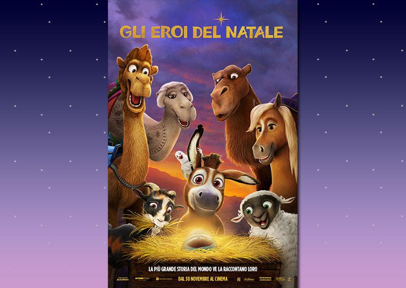 Qualbuonvento cartoni animati in arrivo a natale al cinema