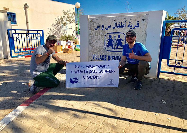 Conclusa la missione di Andrea Gaggia e Marco Dal Mas nel Sahara