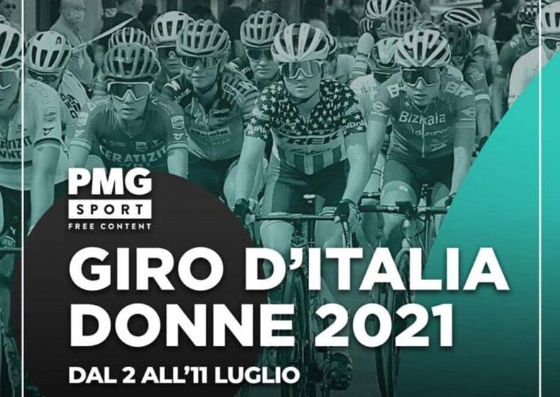Giro d'Italia Donne 2021. Da San Vendemiano l'ottava tappa