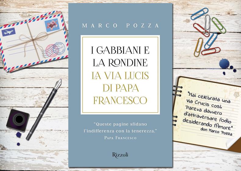 """""""I gabbiani e la rondine"""", quella Via Crucis che diventa Via Lucis..."""