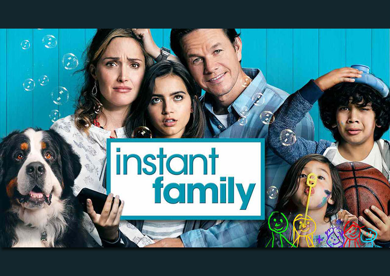 Instant Family. L'Amore costruisce