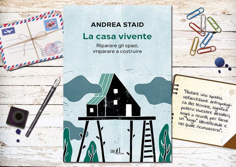 """""""La casa vivente"""" di Andrea Staid"""