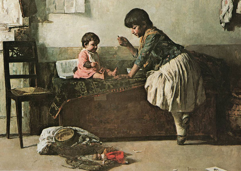 """Montebelluna rende """"Omaggio a Luigi Serena (1855 – 1911)"""""""