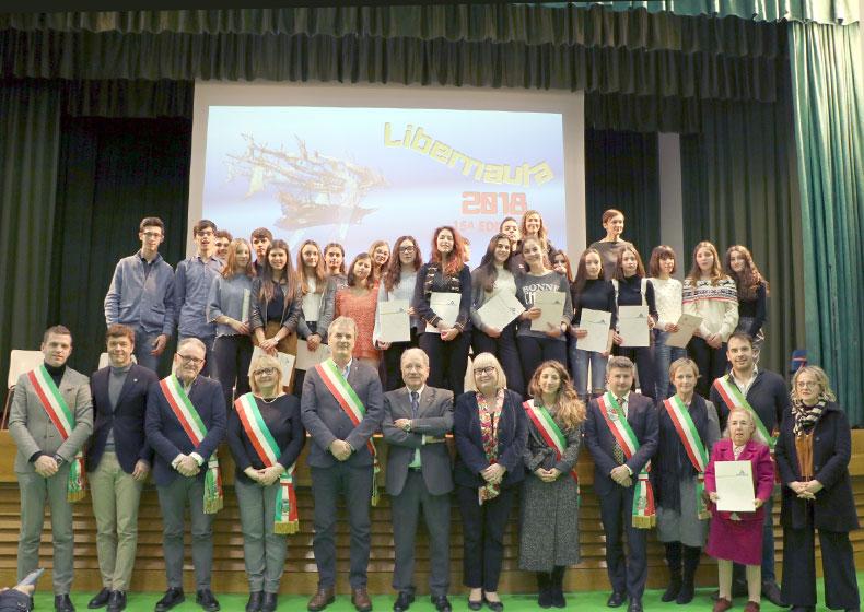 I vincitori della 15^ edizione del Concorso Libernauta