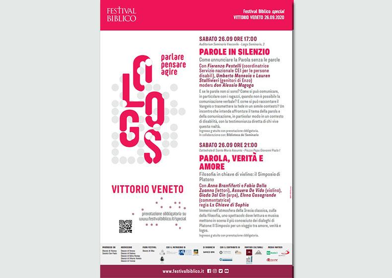 Festival Biblico: doppio appuntamento a Vittorio Veneto