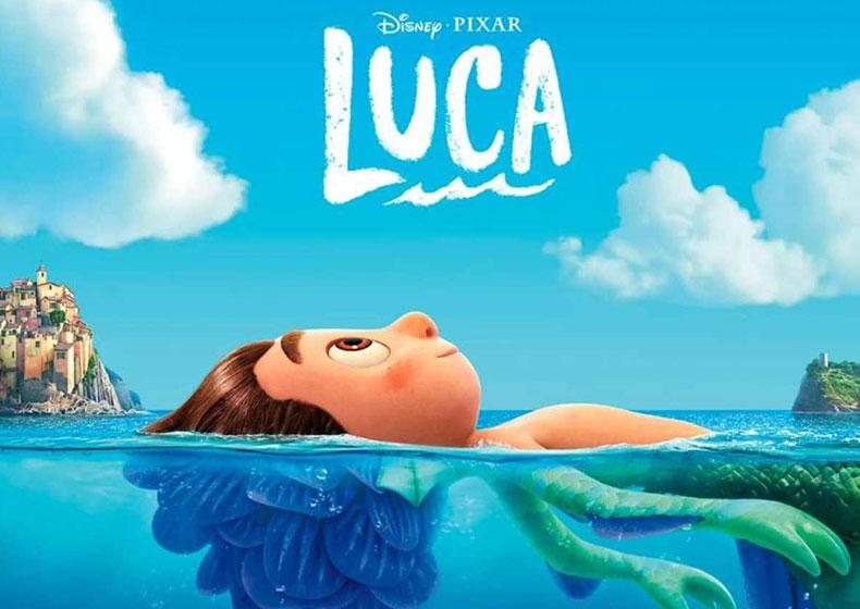 """""""Luca"""", il nuovo film Disney-Pixar che omaggia l'Italia e l'Amicizia"""