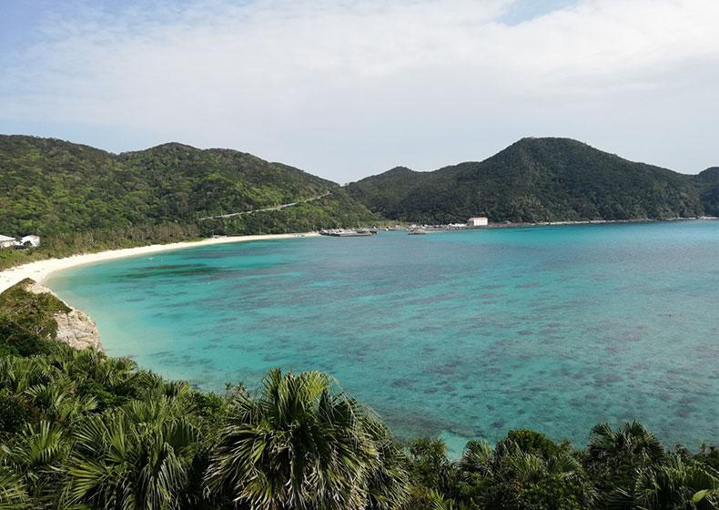 Da Vazzola all'isola giapponese di Okinawa