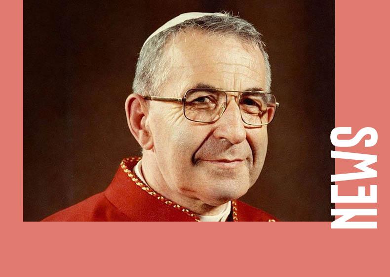 Gioia e riconoscenza per papa Luciani beato