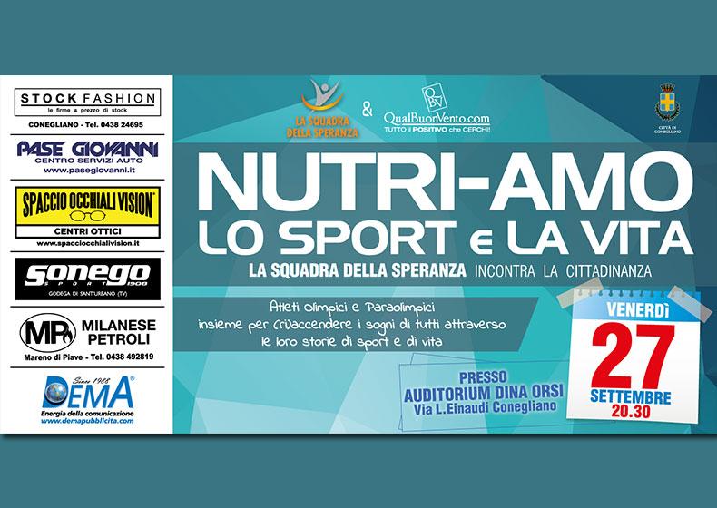 Nutri-Amo lo Sport e la Vita