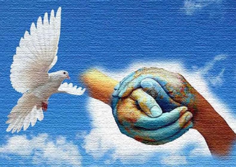 L'invito del papa a digiunare e a pregare per la pace