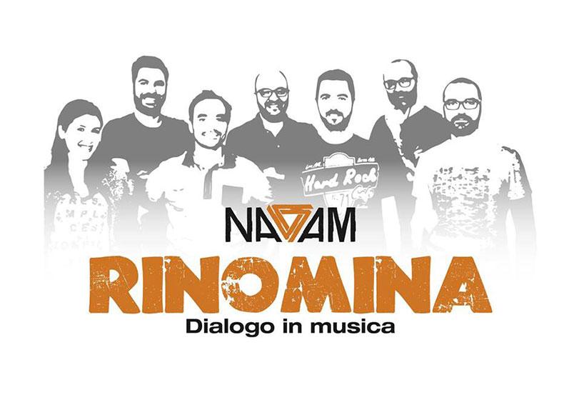 RINOMINA! A SAN VENDEMIANO DIALOGO IN MUSICA CON I NAAM