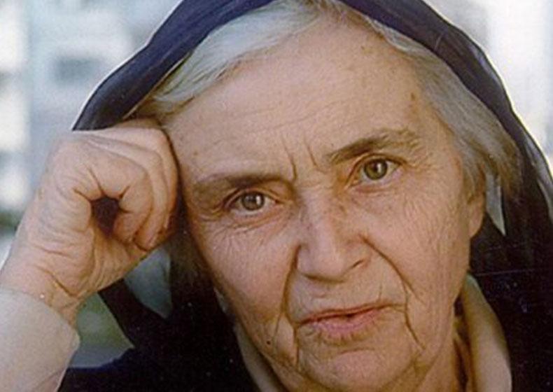 "Ruth Pfau, la ""Madre Teresa"" del Pakistan"