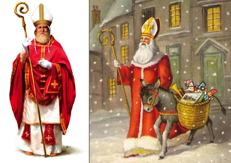 San Nicola - L'autunno e le sue festività di Luisa Paglieri