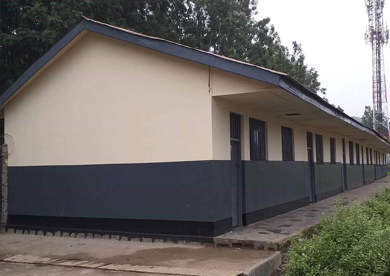 Goma: l'inaugurazione della scuola (II)