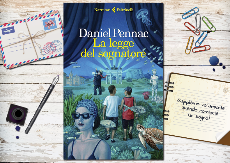 Daniel Pennac, La legge del sognatore