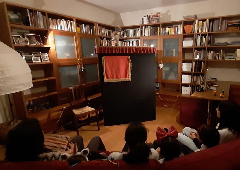 Alberto De Bastiani e la magia del teatro - anche da casa