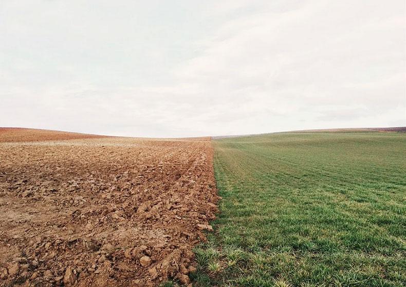 Io che tipo di terreno sono?
