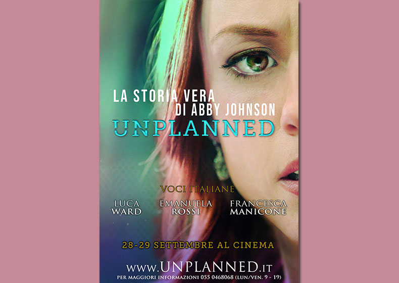 Unplanned e la Rivoluzione della Vita